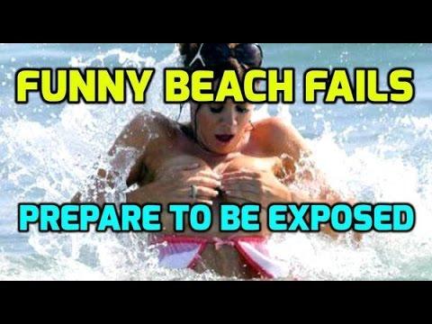 Xxx Mp4 Funny Beach Fails Prepare To Be Exposed 3gp Sex