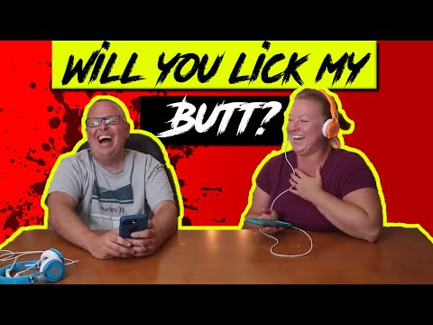 Xxx Mp4 Will You LICK MY BUTT Dirty Whisper Challenge 3gp Sex