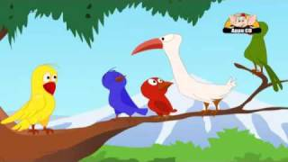 Jataka Tales in Hindi - Decietful Bird