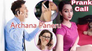 Nepali Prank Call JPT With Archana Paneru || Guf Shop ||  Lal Entertainmet