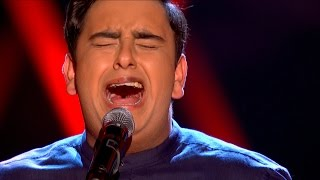 Vikesh Champaneri performs 'Hometown Glory' - The Voice UK 2015: Blind Auditions 5 - BBC One