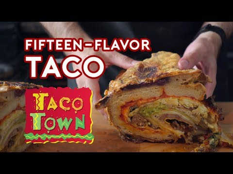 Binging with Babish 1 Million Subscriber Special Taco Town & Behind the Scenes