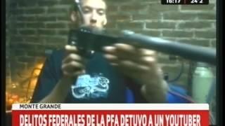 Detuvieron+a+youtuber+que+ense%C3%B1aba+a+fabricar+armas