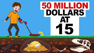 How I Made $50 Million Dollars At Age 15