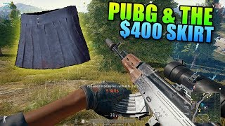 $400 Skirt - PUBG Updates & State Of The Game