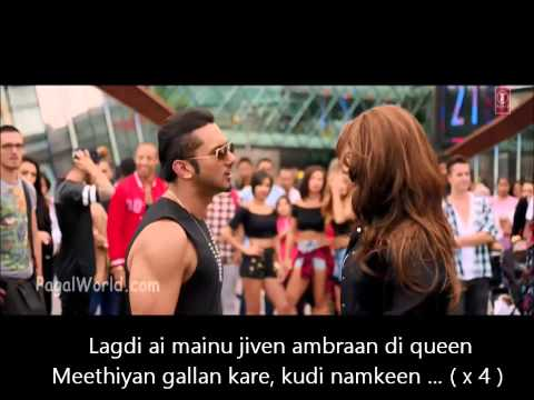Official: Love Dose Full VIDEO Song | Yo Yo Honey Singh |  Desi Kalakar | LYRICS VIDEO