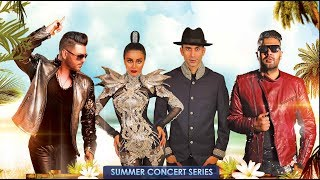 Mystery4 Summer Concert Series in Antalya Turkey (18 Tir, 8 Mordad & 15 Mordad 1396)