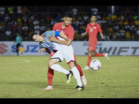 Philippines 1-0 Singapore (AFF Suzuki Cup 2018: Group Stage)