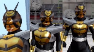 [PS2] Kamen Rider Kabuto : Battle Mode - TheBee