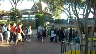 Miley Cyrus Sweet 16 Birthday Mass Exodus- Disneyland