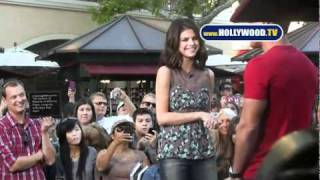 Selena Gomez at the Grove 11th Hovember