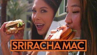 McDONALD'S SRIRACHA MAC SAUCE TASTE TEST - Fung Bros Food
