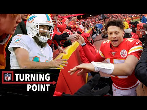 How the Chiefs Snuck into Second Seed Thanks to Miami in Week 17 NFL Turning Point