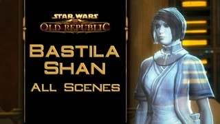 SWTOR: All scenes with Bastila Shan [KotOR reference]