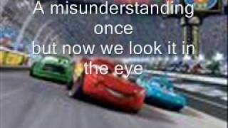 Rascal Flatts - Cars soundtrack - Life is a highway lyrics