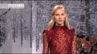 ZIAD NAKAD Highlights Fall Winter 2017 2018 Haute Couture Paris - Fashion Channel