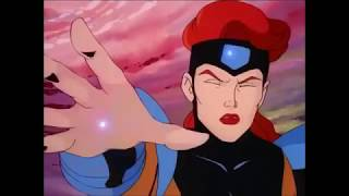 """Ms. Marvel in X-Men"" - X-Men The Animated Series 1992 4/4"