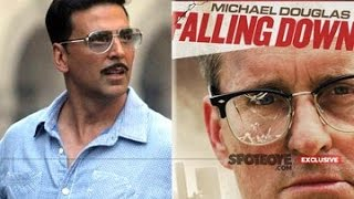 Is Akshay Kumar's Next 'Inspired' By Michael Douglas's
