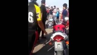 استعراض دراجات الناريه في واسط.احمد جي تي