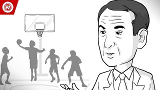 Coach K: Draw My Life   Mike Krzyzewski