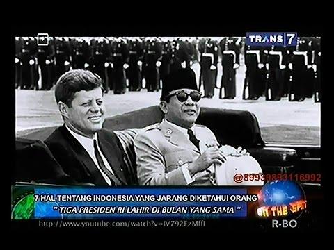 On The Spot 7 Hal Tentang Indonesia yang Jarang Diketahui Orang