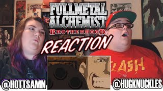 Fullmetal Alchemist: Brotherhood Episode 3 Reaction!!