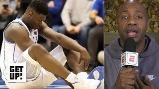 Zion shutting it down for rest of 2019 season would be right business move – Jay Williams   Get Up!