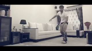 Karan Tacker in Underwear