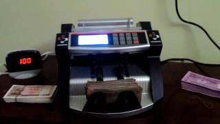 HIGHBROW Money Counting Machine (Bill Counter)