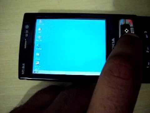 Windows 95 emulado no DosBox em um N95 8GB