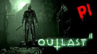Outlast 2《絕命精神病院2》Part 1 - 等了4年的恐怖續集 [附中文解釋]