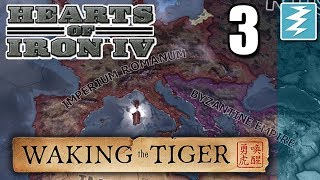 EARLY WAR VS THE ALLIES [3] With Aldrahill - Hearts of Iron IV Waking The Tiger DLC