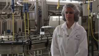 Food Processing Plant Video