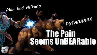 The Pain Seems UnBEARable