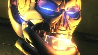 Terminator 3: The Redemption Walkthrough - Ending - Crystal Peak