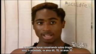 Entrevista de 2Pac aos 17 anos (Legendado)