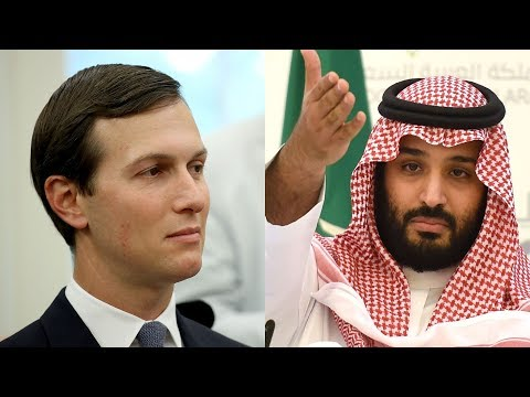 Xxx Mp4 Does Kushner's Bond With Saudi Crown Prince Complicate U S Response To Khashoggi Disappearance 3gp Sex