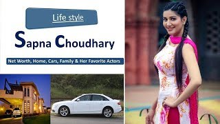 Sapna choudhary Net Worth, Home, Cars, Family, Favorite Actors & Her Luxurious Lifestyle