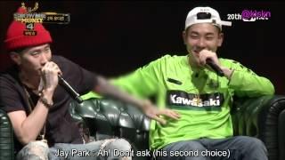 [Eng Sub] Mino cut on SMTM4 Ep 2