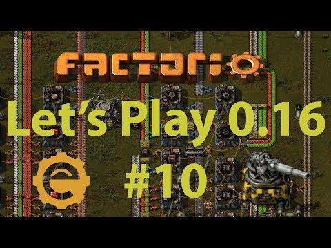 Factorio 0.16 Let s Play 10 Robotics