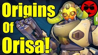 OVERWATCH: Orisa's Mysterious Origins Uncovered! | Culture Shock