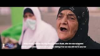 مسنة سورية استشهد ابنها فحجت لتدعو له | قصة إنسانية