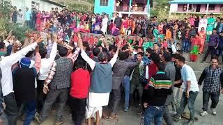 Sirmour Mandwatch village Diwali