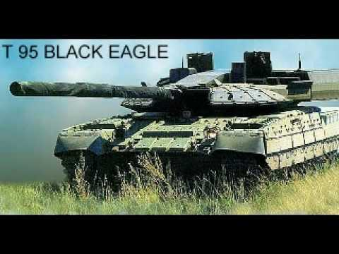 T 95 Black Eagle Russian Tank