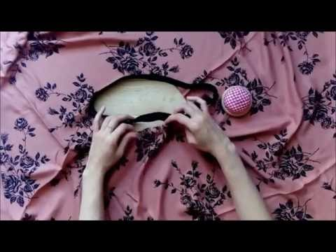 Nasıl Yapılır? - Kloş Etek / How To Sew a Circle Skirt?