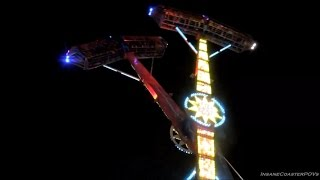 Top Gun On-Ride POV - Asia Fun Park 2015