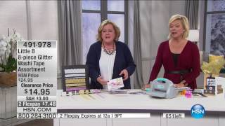 HSN | Crafting Clearance Up To 60% Off 02.06.2017 - 02 PM
