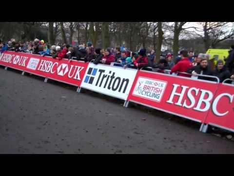 British National Cyclocross Championships 2017