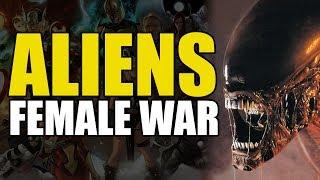 The Most Powerful Alien/Xenomorph (Aliens Vol 3: Female War)