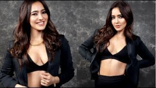 Neha Sharma HOT SIZZLING Photo Shoot Video